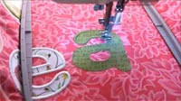 Machine Embroidery Applique