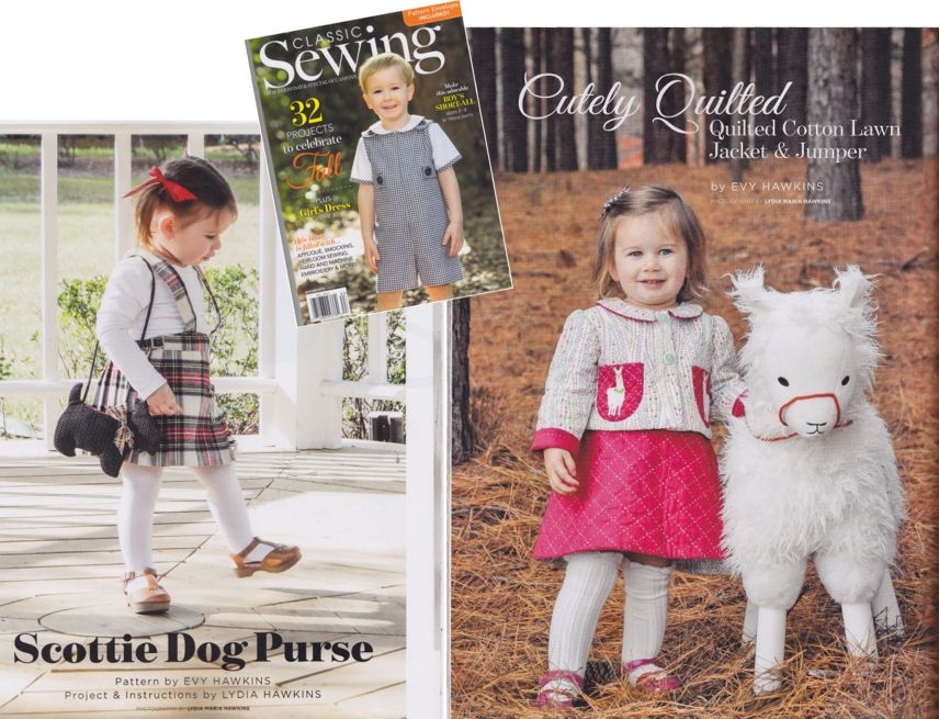 Classic Sewing Fall Issue 2018