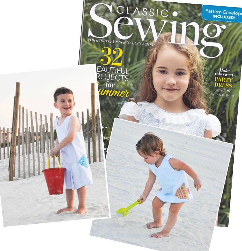 Classic Sewing Summer Issue 2018