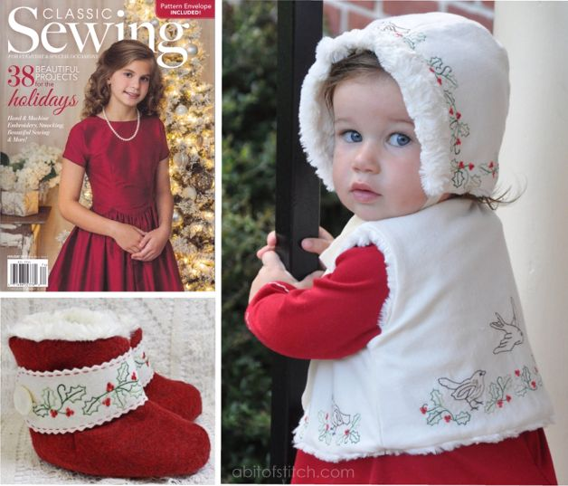 Classic Sewing Winter Issue 2017