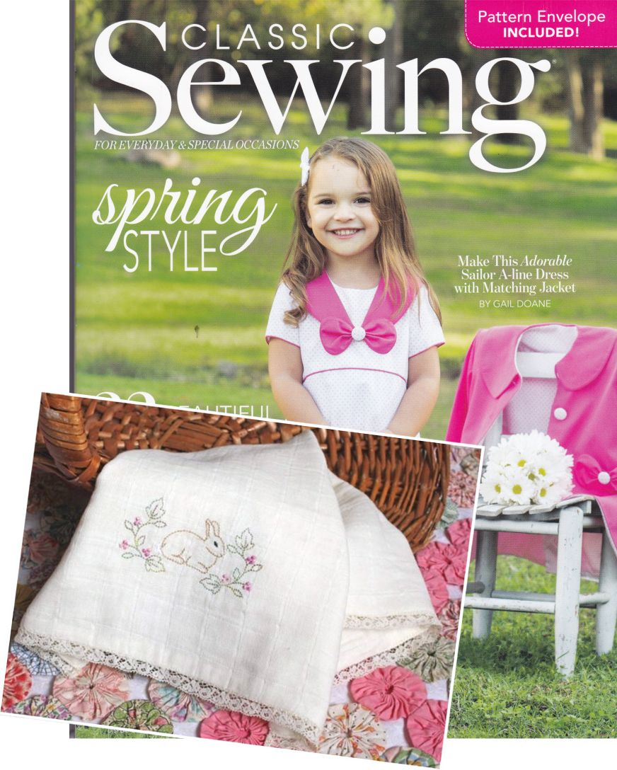 Classic Sewing Spring Issue 2018