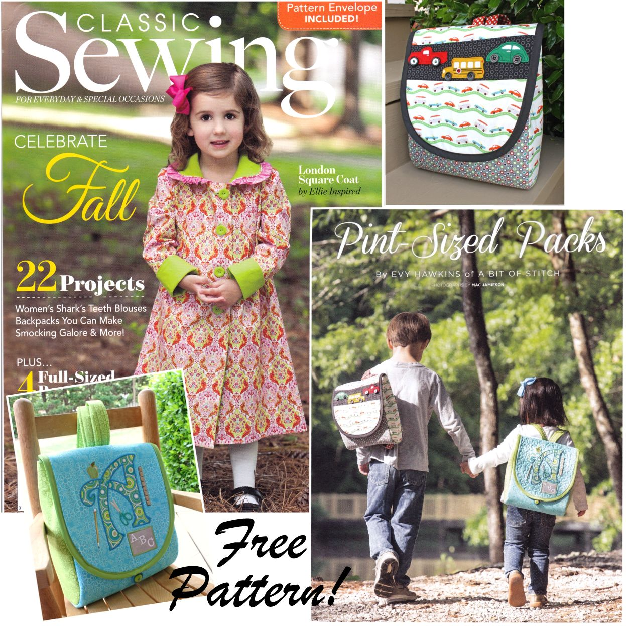 Classic Sewing Fall Issue 2016
