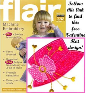 Flair Machine Embroidery 2006