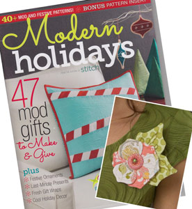 Modern Holidays from the Editors of Stitch 2014 Holiday Issue
