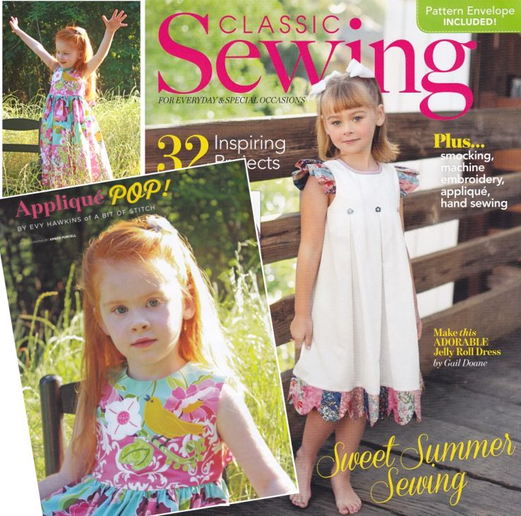 Classic Sewing Summer Issue 2016