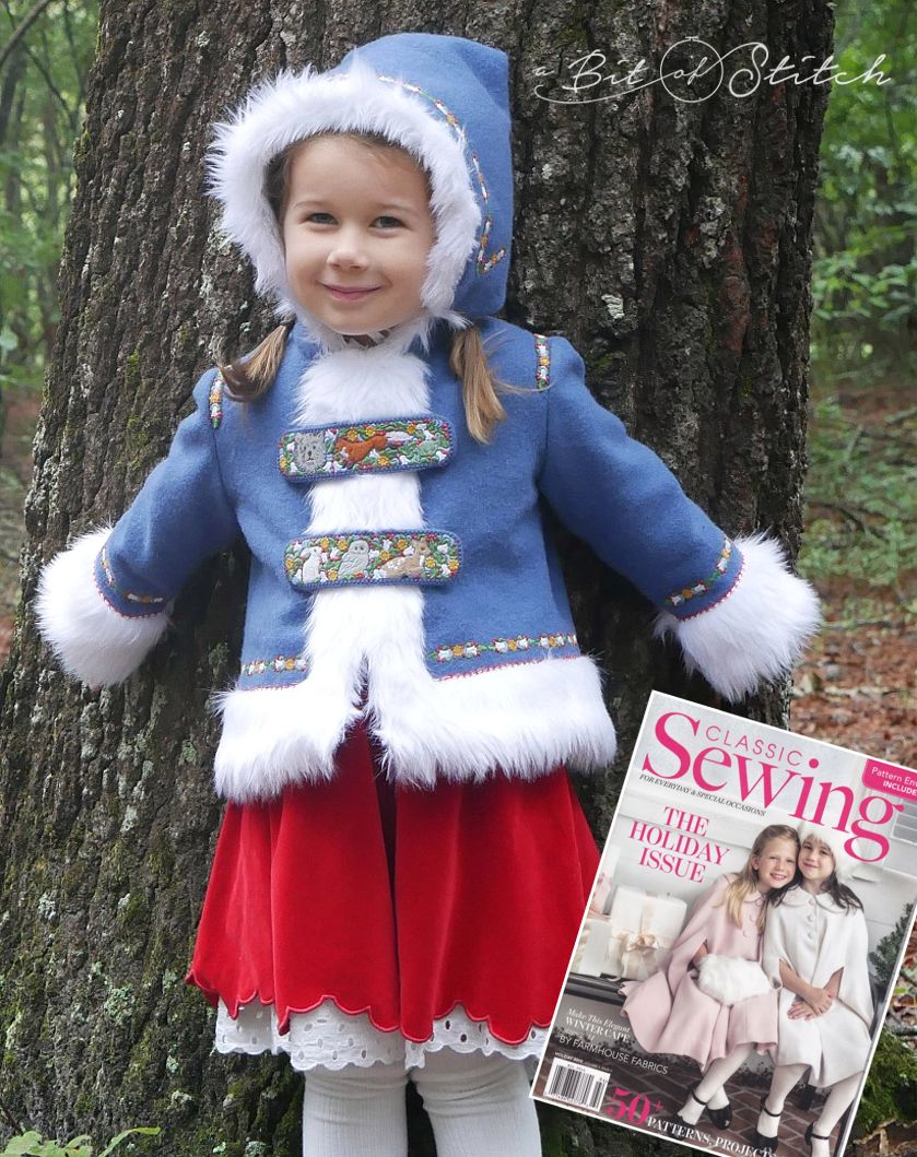 Classic Sewing Holiday Issue 2019