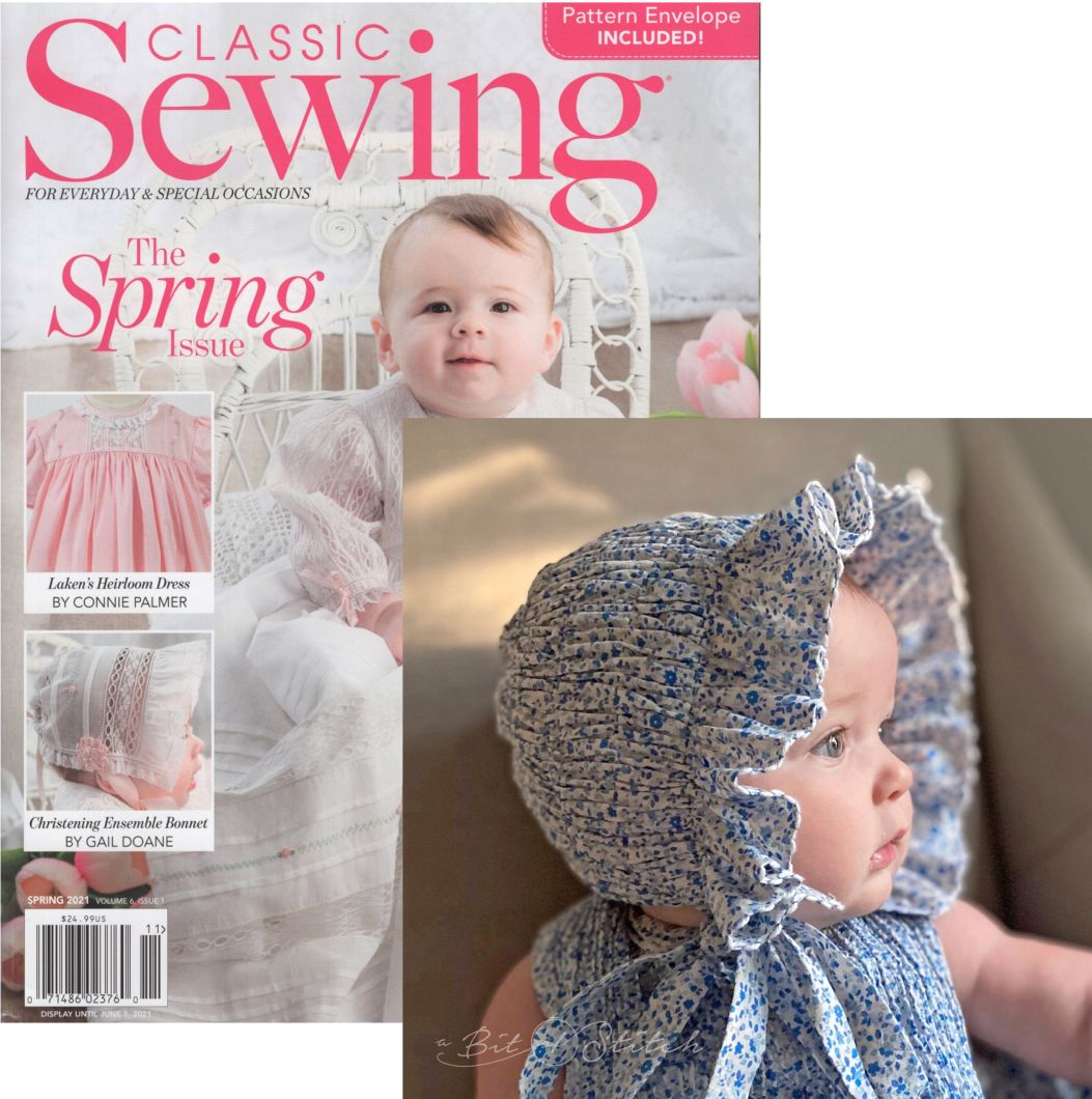 Classic Sewing Spring Issue 2021
